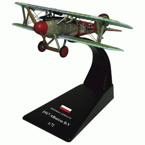 Albatros D.V die-cast Model