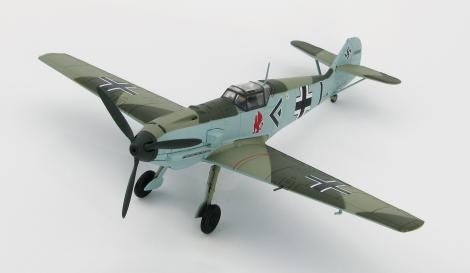 Bf 109E Luftwaffe III/JG 26 Schlageter, Adolf Galland